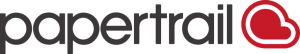 Papertrail main logo