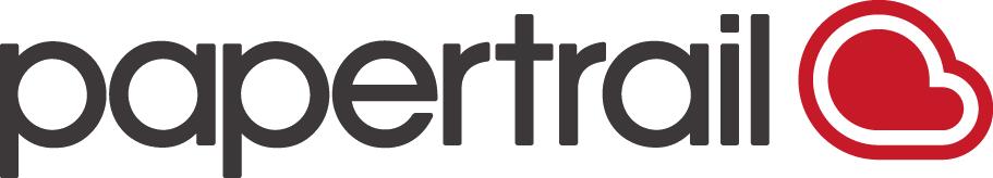 Papertrail main logo